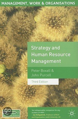 boxall and purcell 2003 Improve performance with amo theory work performance depends on the ability, motivation and opportunity for employees in order to make their contribution and maintain their well-  - boxall, p and purcell, j: strategy and human resource management palgrave macmil-lan, 2008.