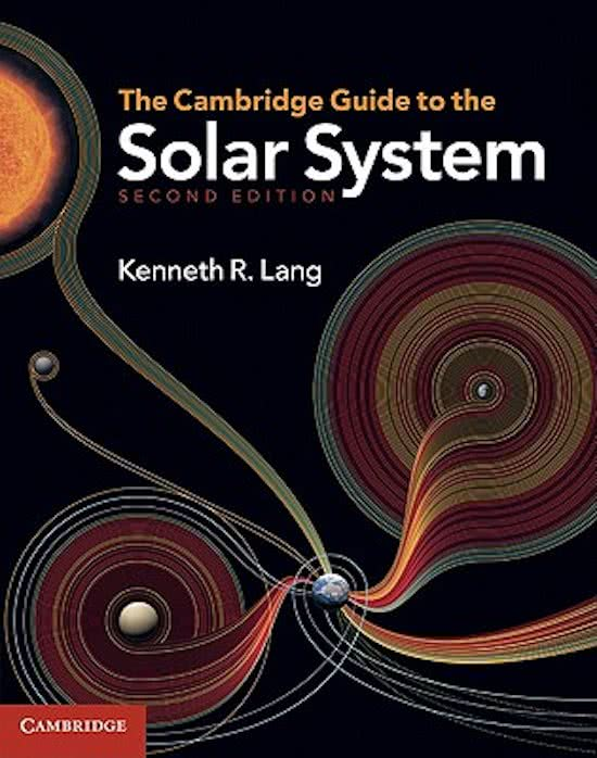 an analysis of the study of the solar system Feasibility study of economics and performance feasibility study of economics and performance of solar analysis reflect the solar potential if the total.