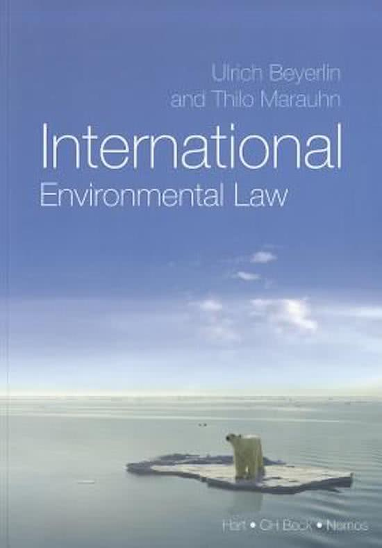 thesis + international environmental law This course examines the legal, scientific, political, economic, and organizational  issues associated with the creation of international environmental.