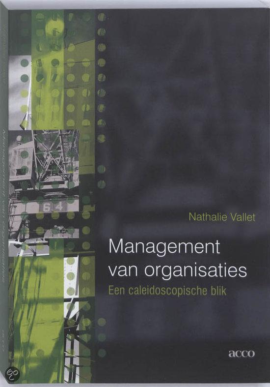 Management van organisaties. Een caleidoscopische blik
