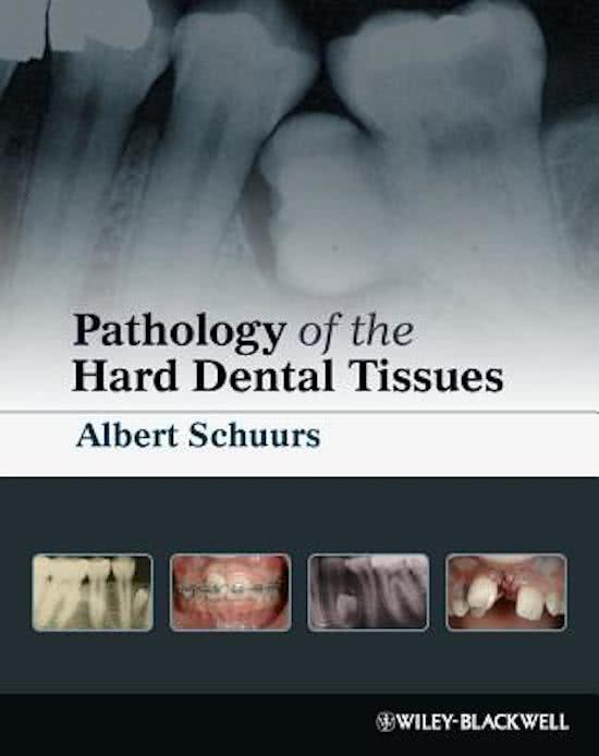 Pathology of the Hard Dental Tissues