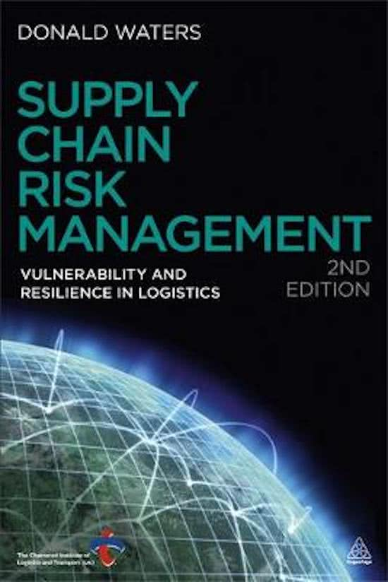 thesis on supply chain resilience Supply chain management essays it applies and organizes its supply chain activities to create resilience toward highly volatile market and generate.