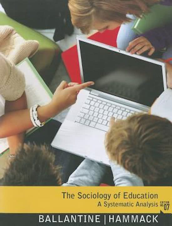 sociology of education 3 flashcard Browse over 1 million classes created by top students, professors, publishers, and experts, spanning the world's body of learnable knowledge.