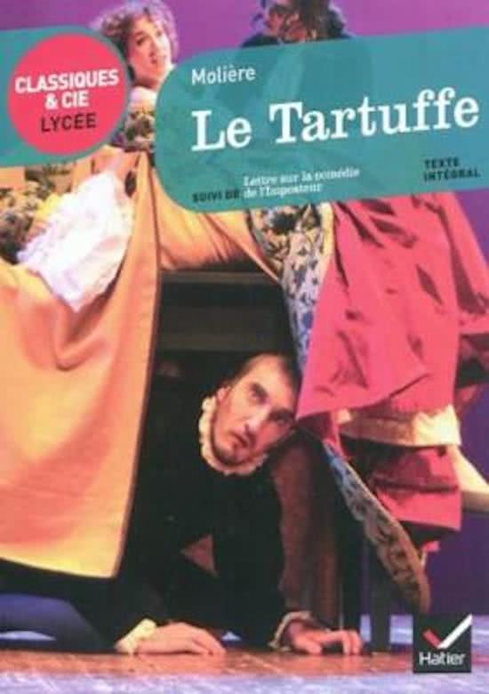 a literary analysis of tartuffe by moliere Essays related to literary analysis of tartuffe and othello 1 woman in literature - the perpetual victims in oedipus the king, othello, tartuffe, the father and.