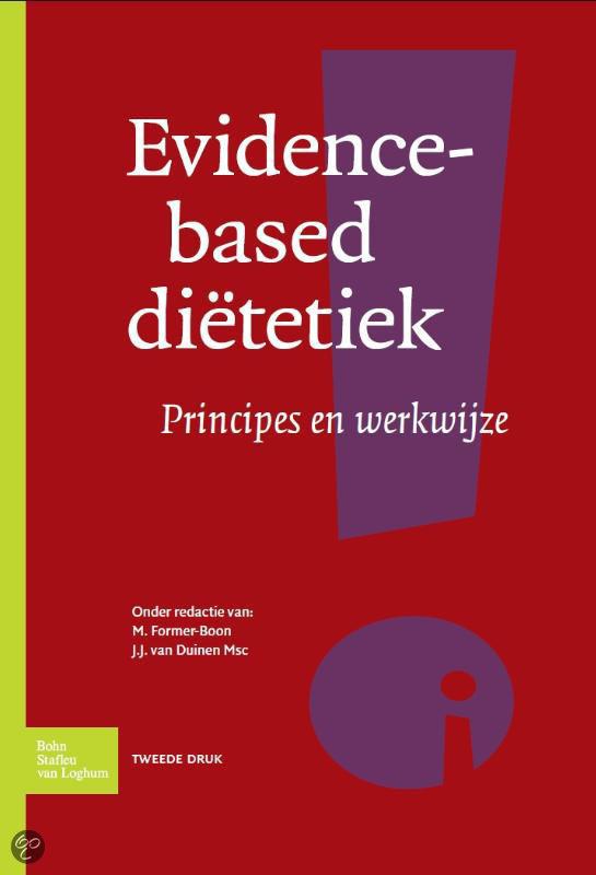 Evidence-based dietetiek