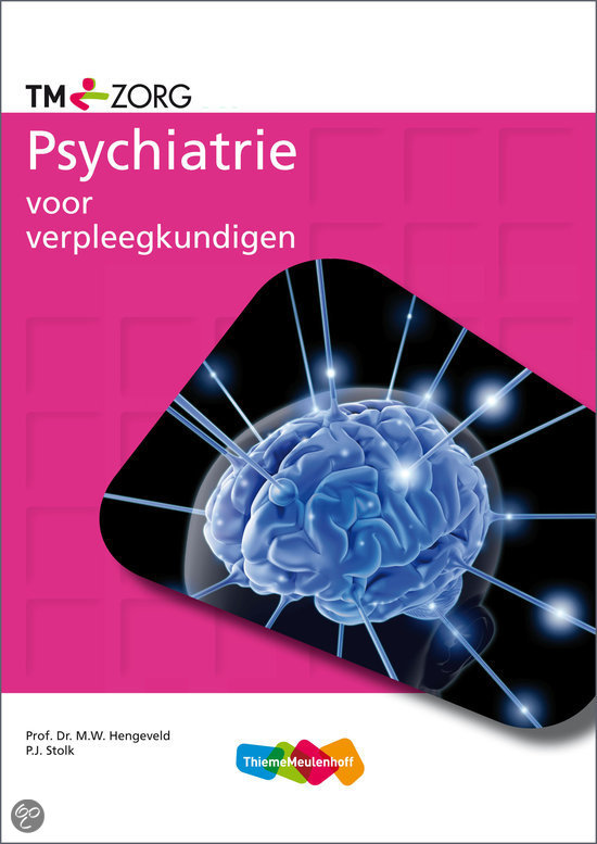Psychiatrie voor verpleegkundige