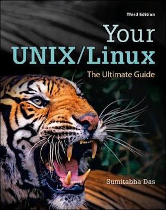Your UNIX/Linux