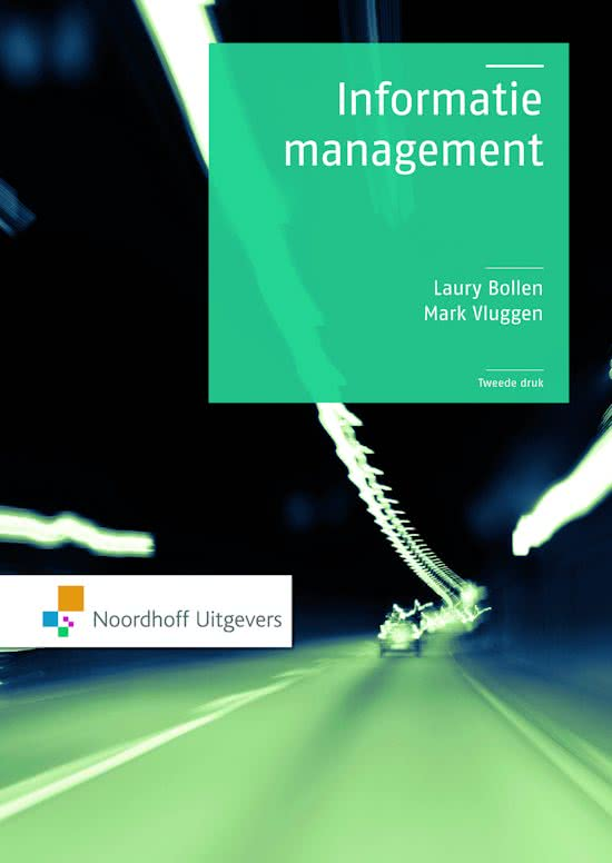 Informatie & Control - Informatiemanagement