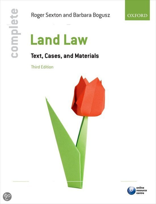 Complete Land Law