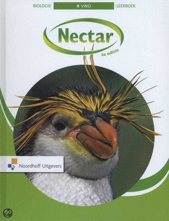 Nectar / Biologie 4 vwo / deel Leerboek