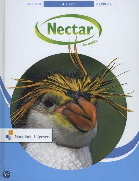 Nectar / Biologie 4 Havo / deel Leerboek