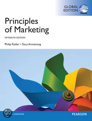 Principles Of Marketing Kotler 14th Edition Pdf