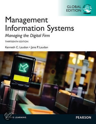 mis laudon 12th ed chapter 5 Laudon mis12 ppt01 1 management information systems managing the digital firm, 12th editionchapter 1information systems inbusiness.
