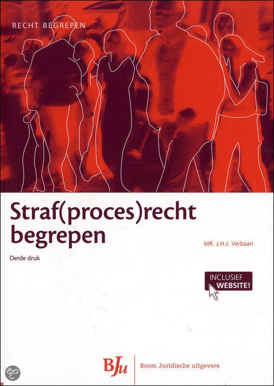 Straf(proces)recht begrepen
