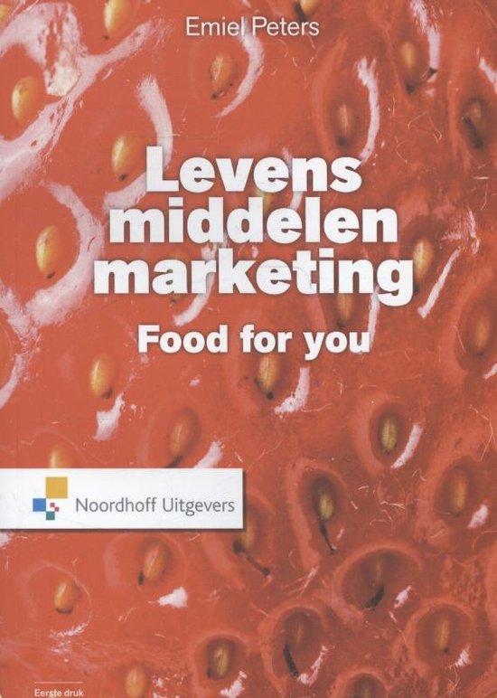 Levensmiddelen marketing