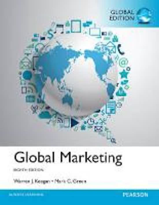 Global Marketing, Global Edition