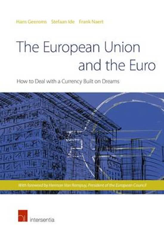 The European Union and the Euro
