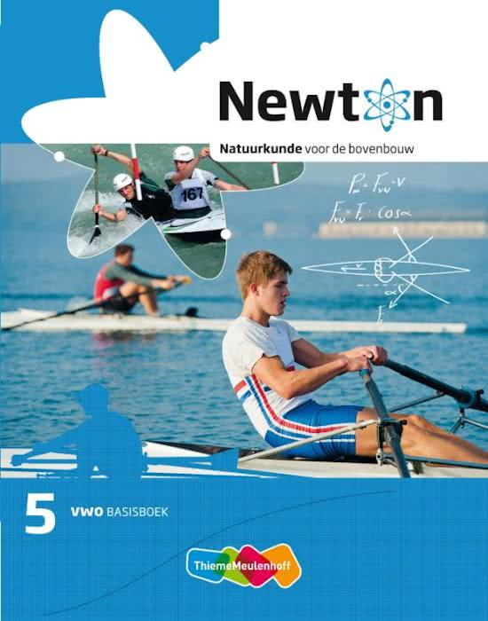 Newton / 5 Vwo; Natuurkunde voor de bovenbouw