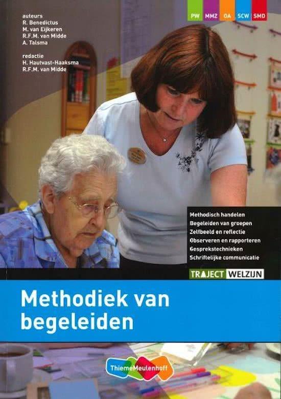 Traject welzijn - Methodiek van begeleiden