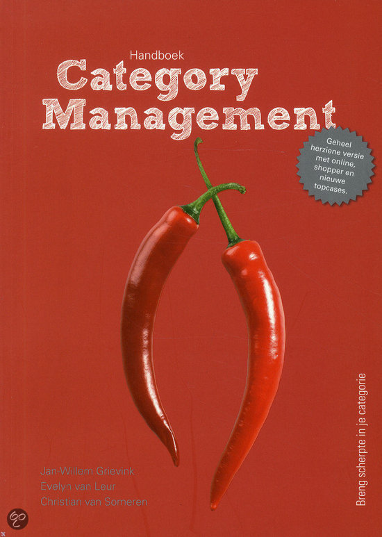 Handboek Category Management