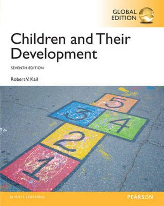 Children and their Development, Global Edition