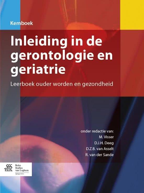 Kernboek Inleiding in de gerontologie en geriatrie