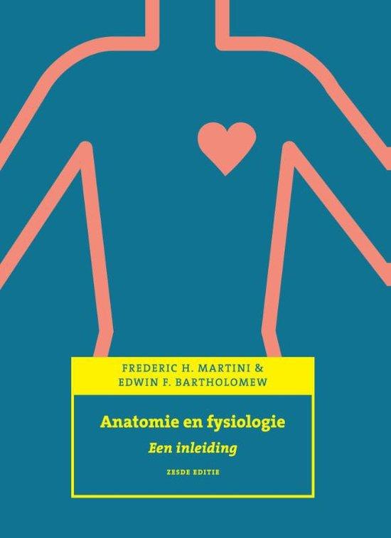 Anatomie en fysiologie, met MyLab NL toegangscode 6e editie