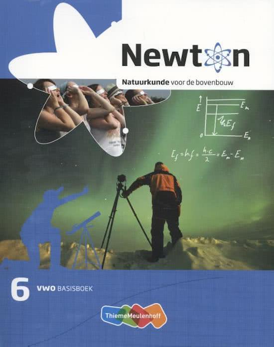 Newton 6 vwo Basisboek