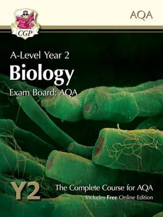 New A-Level Biology for AQA
