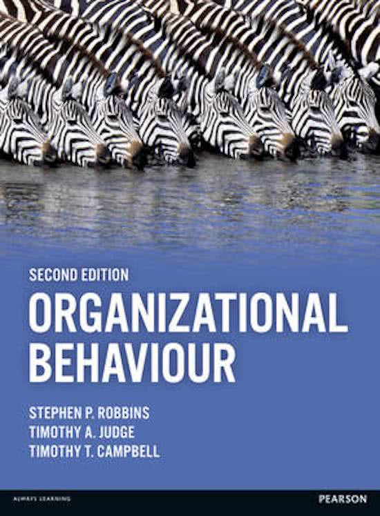 Pdf books behaviour organizational