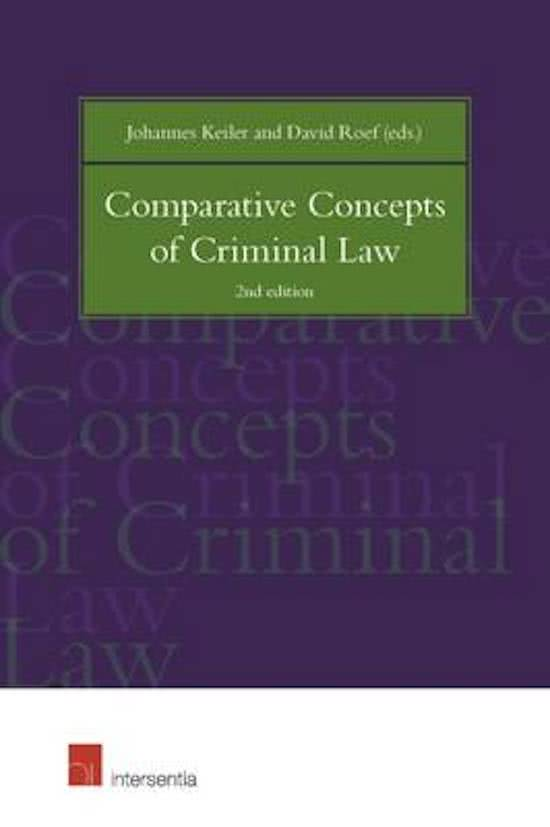 the three elements in the concept of criminal law How does the corpus delicti of a crime differ from the statutory elements that must be proved to convict a particular defendant of committing that crime 10 what four broad categories of criminal defenses does our legal system recognize.