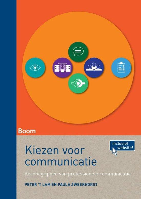 Kiezen voor communicatie