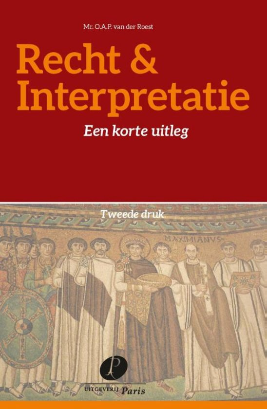 Recht & interpretatie