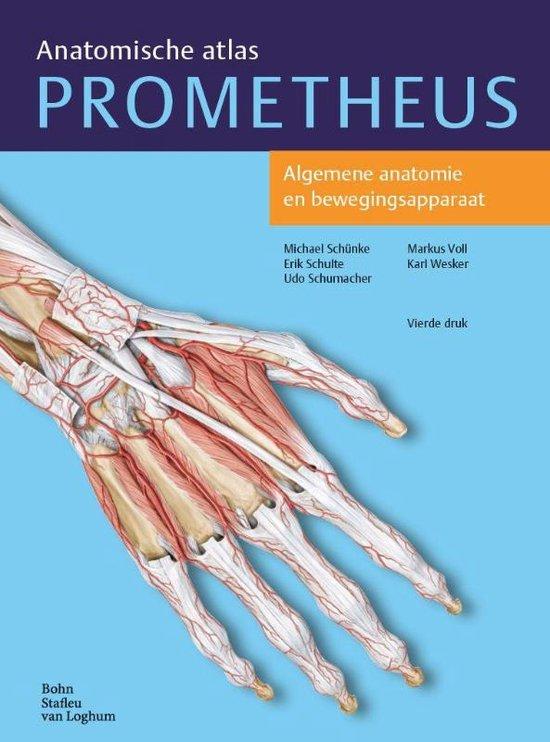 Prometheus Anatomische atlas 1