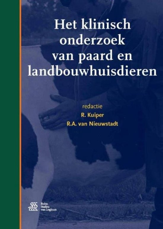 Het klinisch onderzoek van paard en landbouwhuisdieren