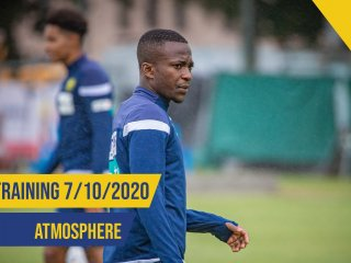 Training 07/10/2020 | Atmosphere | STVV