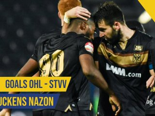 GOALS | Duckens Nazon vs. OHL | STVV