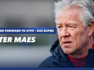 Looking forward | STVV - KAS Eupen | 2020 - 2021