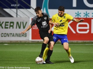 Lokeren Swipes the Promises from he Top 8