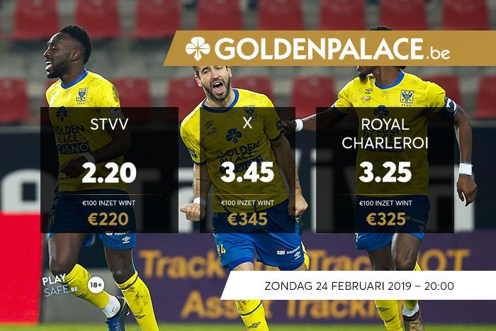 Zet in met Golden Palace!