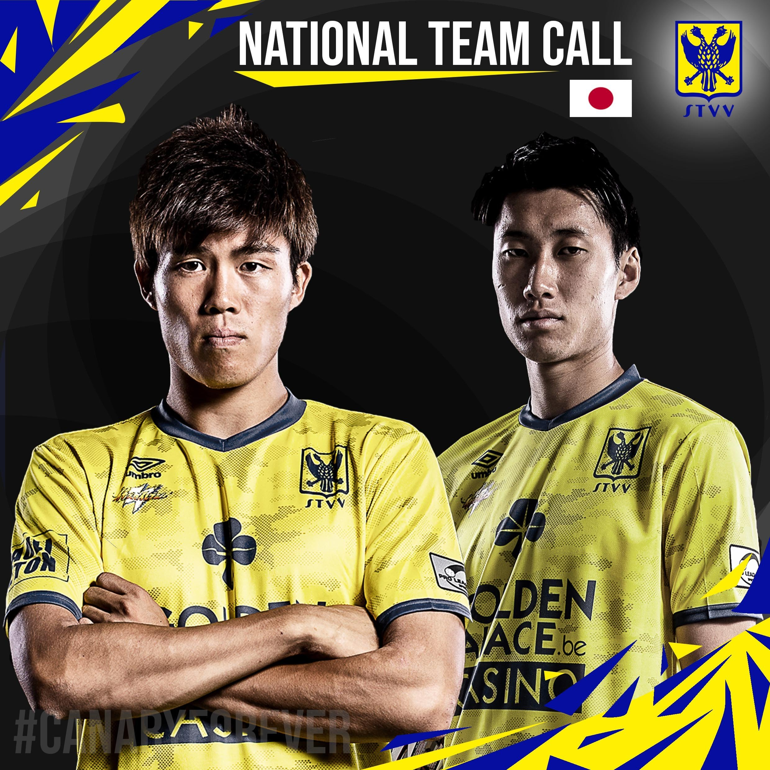 National Team: Daichi and Tomi Called for National Team