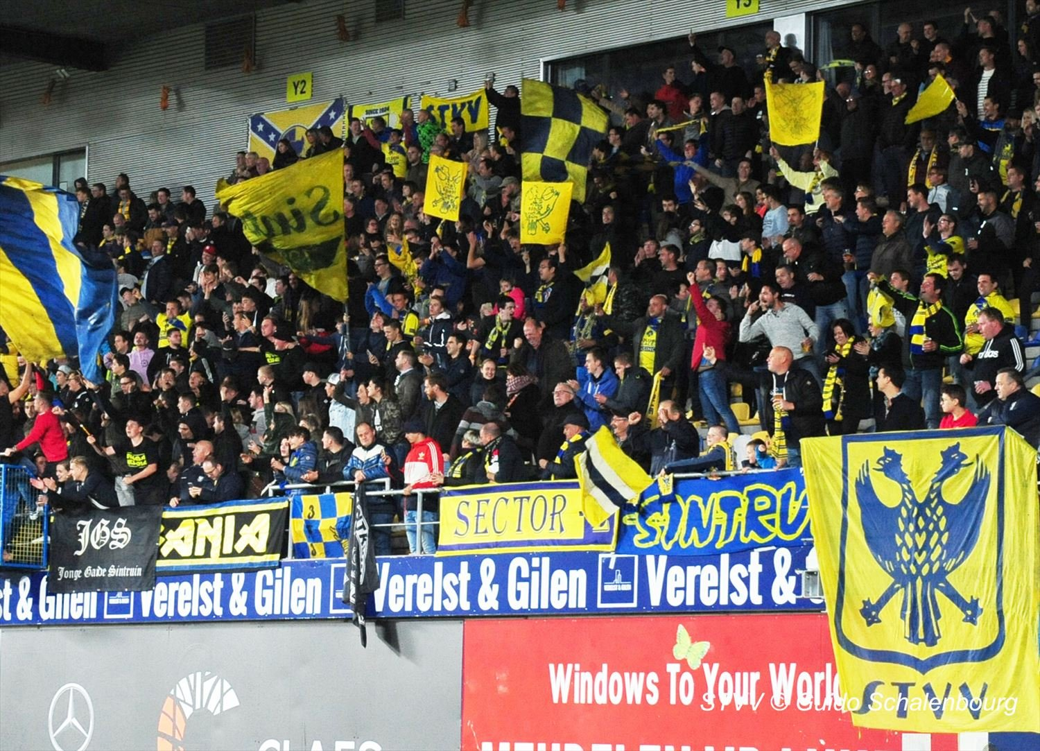 STVV Takes Note of the Transfer of Alexis De Sart to Royal Antwerp FC