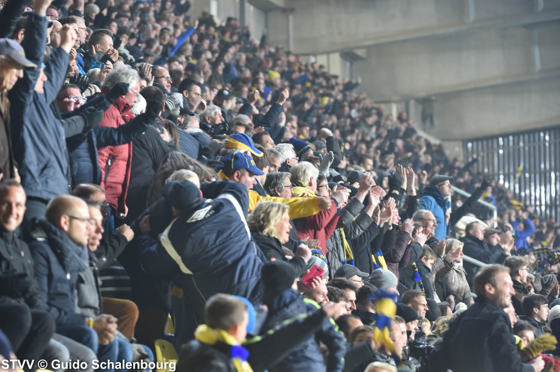 Ticketing: KV Ostende - STVV