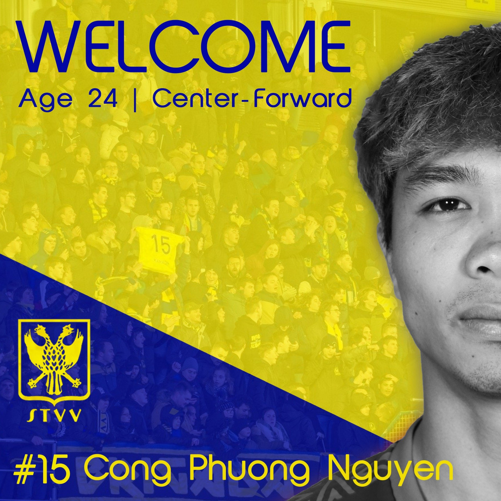 #WelcomeCP15
