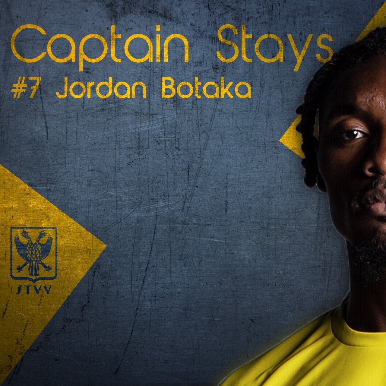 Jordan Botaka Extends Contract with STVV