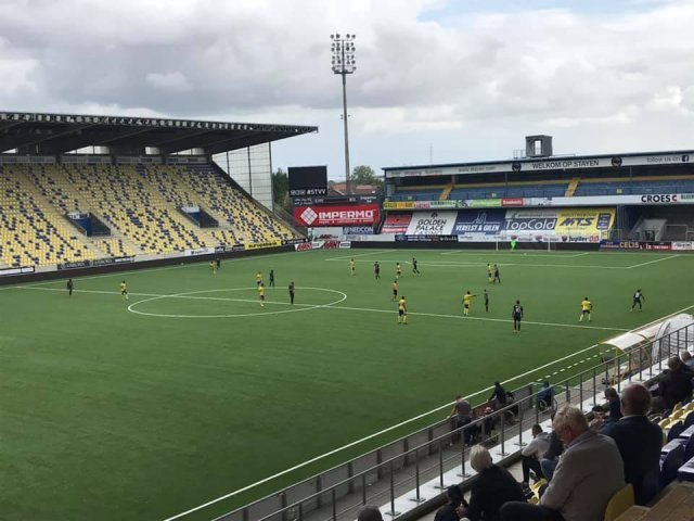 Friendly Match: STVV - KAS Eupen: 2-3