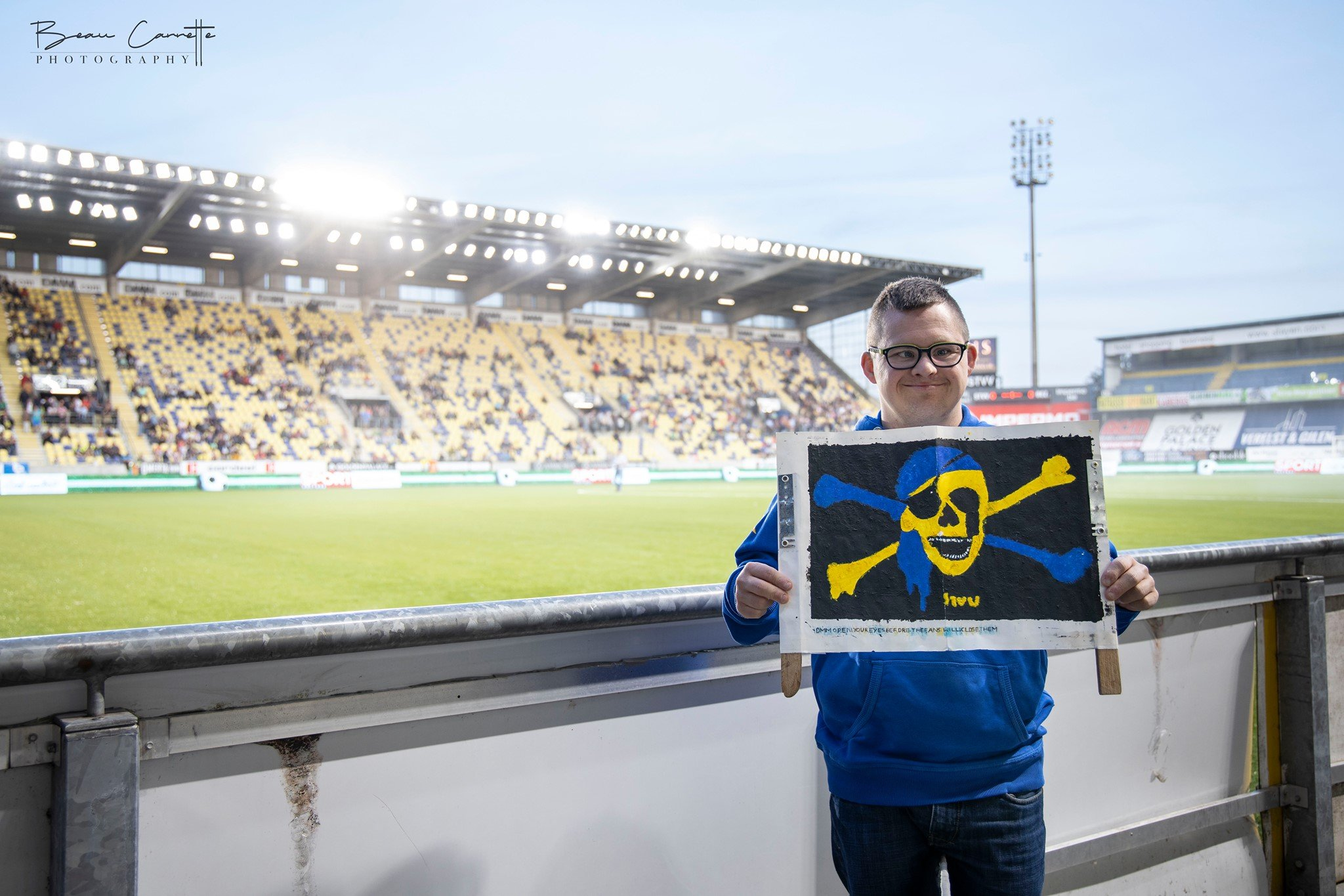 Fan of the Match: STVV - Waasland Beveren