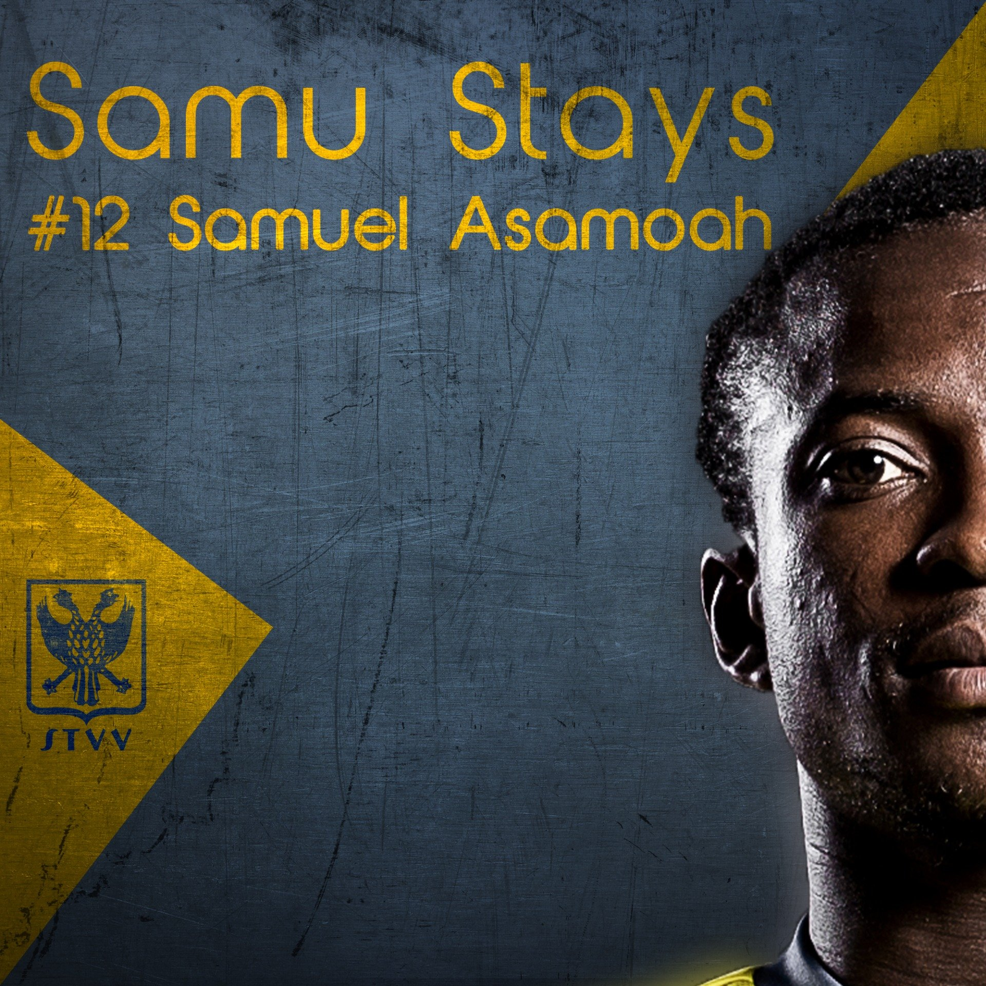 Samuel Asamoah Extends Contract