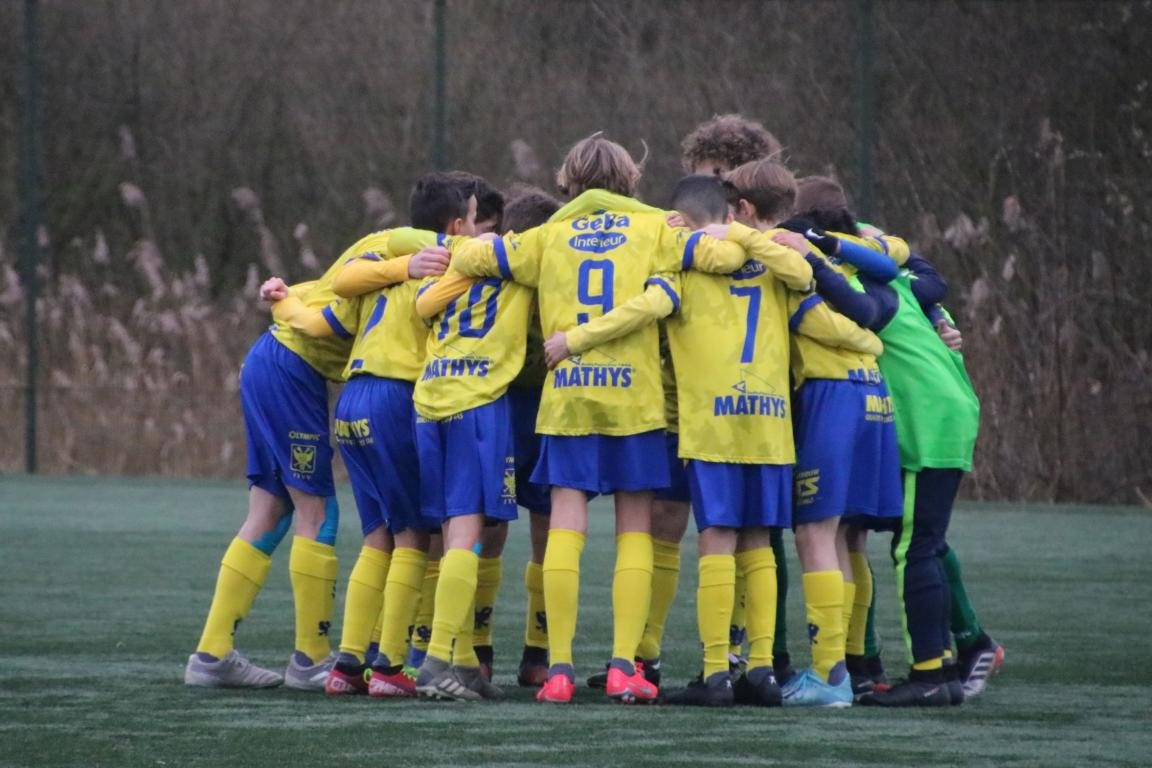 Young STVV fully integrated within STVV Youth