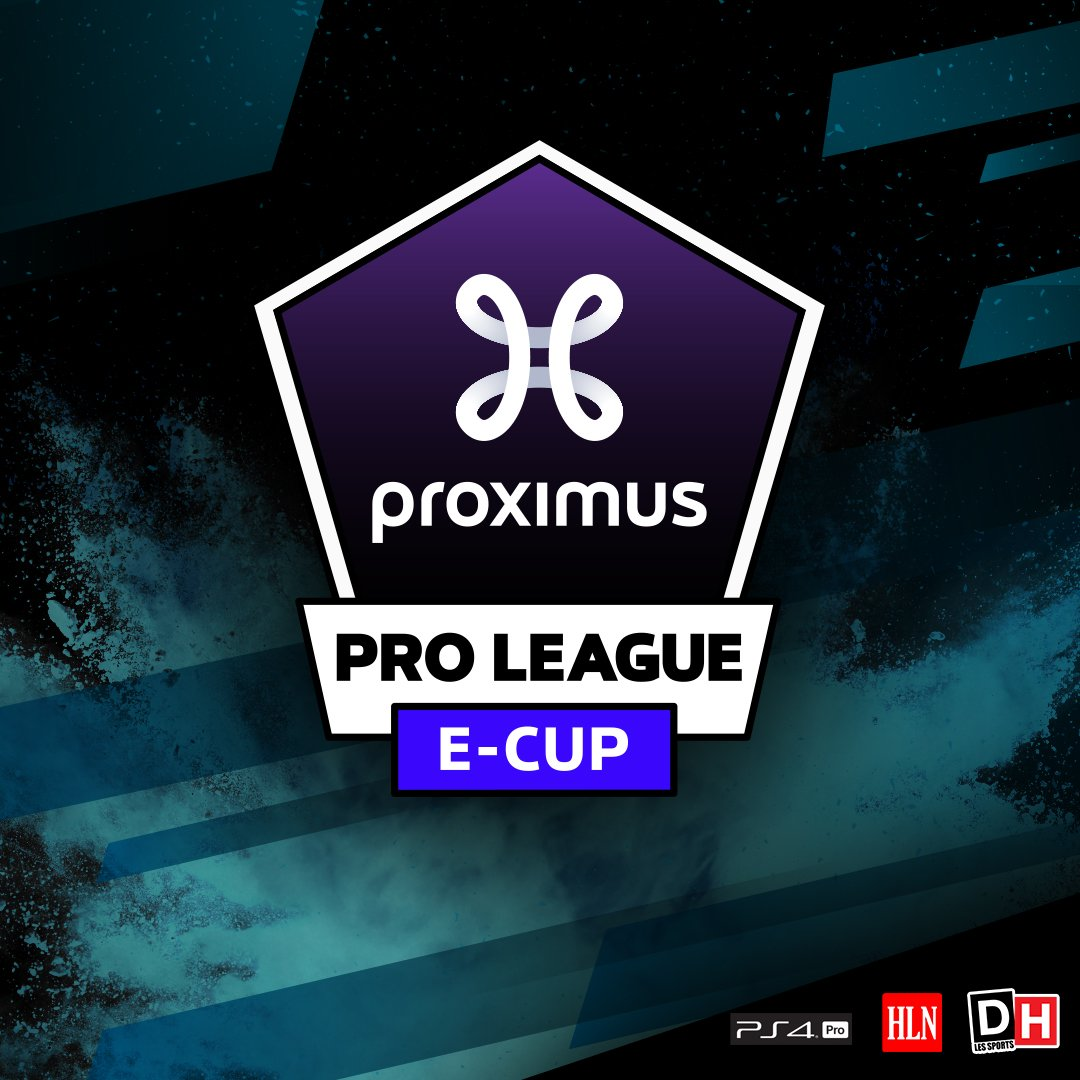 La Pro League et Proximus lancent un tournoi gigantesque !
